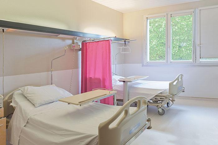 Maternité de Longjumeau - Essonne 91 : Chambre double